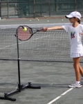teaching forehand