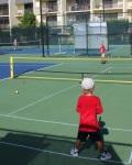 детский турнир по теннису