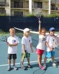 Теннисный лагерь