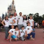 Академия ХИТ частенько выезжает с учениками в Disney World