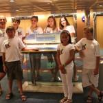Весёлым было путешествие на Багамские острова на огромном круизном лайнере