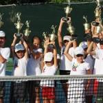 Хорошая возможность объединить отдых, тренировки по теннису и турниры
