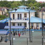 Академия тенниса в США