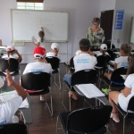 English lessons at the HIT academy, FL